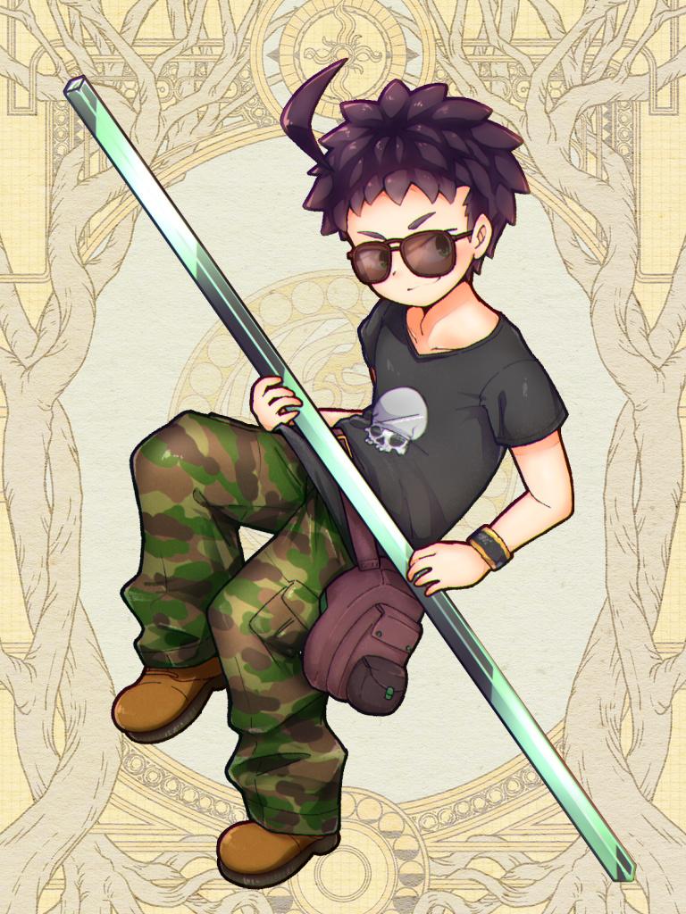 【PBW/第六猟兵】イェーガーカード